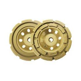 DISCO DIAMOND 125 DA LEVIGATURA A SEGMENTI M14