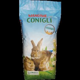 mangime per conigli 25 kg